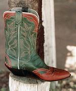 1950's Reproduction of TR Boots